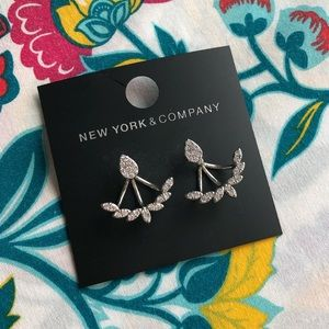 New York & Company Adjustable Earrings